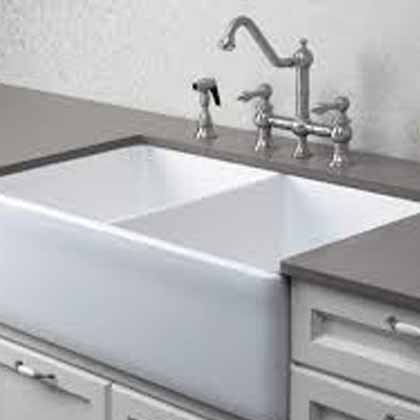 Shaws handcrafted sinks