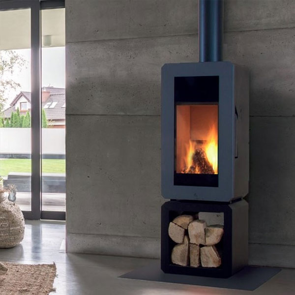 Wood Heating | French Fireplaces | Open Fireplace | Wood Fireplaces